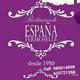 Restaurante España en Fermoselle